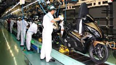 Vĩnh Phúc: Chỉ số sản xuất ngành công nghiệp tăng 17% trong 7 tháng đầu năm 2021