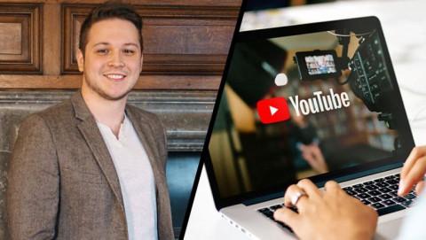 Nathan Winch trở thành ông trùm bất động sản sau khi xem video trên YouTube