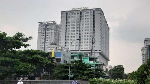 Địa ốc Sài Gòn chỉ thực hiện được 3% doanh thu năm 2021