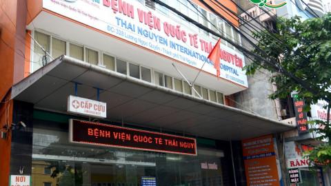 Doanh thu quý II, Công ty CP Bệnh viện Quốc tế Thái Nguyên tăng 33% cùng kỳ năm ngoái