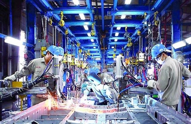 Chỉ số sản xuất công nghiệp tăng thấp nhất trong vòng 7 tháng