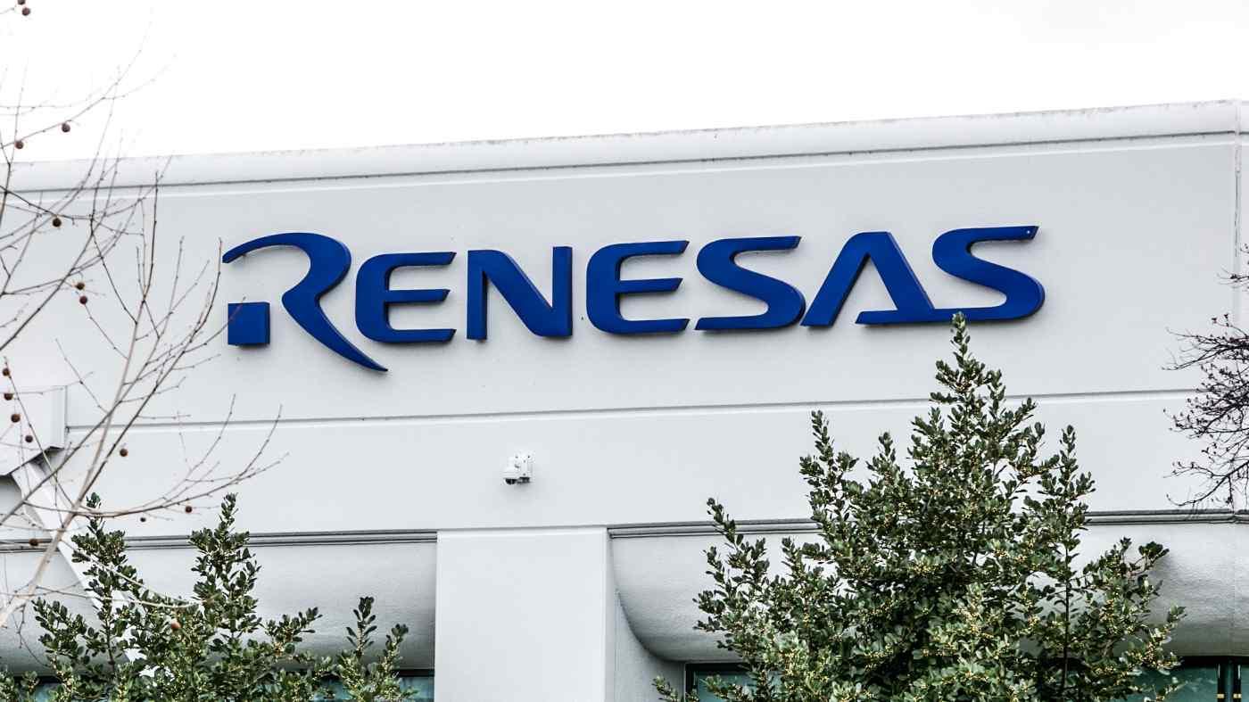 Renesas là nhà cung cấp chip ô tô lớn thứ hai thế giới, sau Chất bán dẫn NXP của Hà Lan. © AP