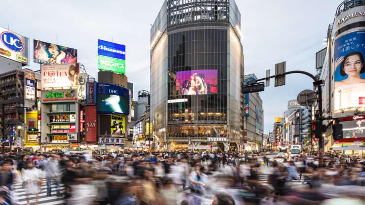 Giao lộ Shibuya