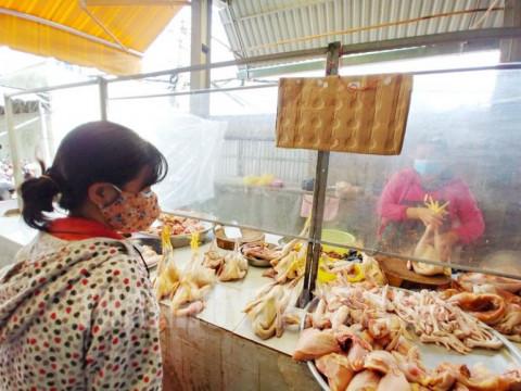 Hướng dẫn các địa phương phòng, chống dịch COVID-19 tại chợ truyền thống
