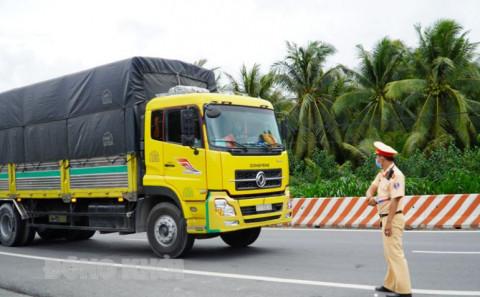 Phú Thọ đề nghị hỗ trợ, tạo điều kiện cho lưu thông phương tiện vận chuyển nông sản, hàng hóa thiết yếu phục vụ sản xuất của tỉnh