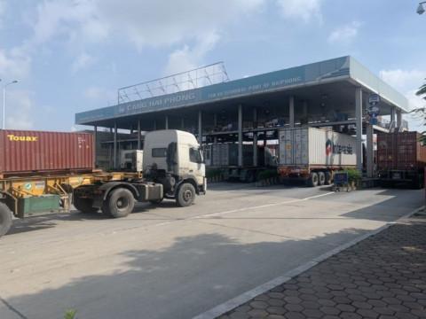 Công ty CP Cảng Hải Phòng: Tăng trưởng nhanh- Chống dịch mạnh