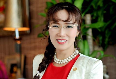 Ông Hồ Hùng Anh và bà Nguyễn Phương Thảo nằm trong 10 tỷ phú trẻ nhất Đông Nam Á