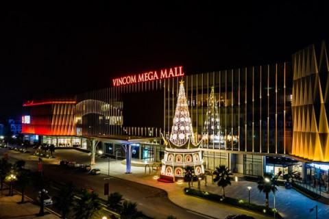 Vincom Retail ghi nhận lãi ròng quý II gần 388 tỷ đồng