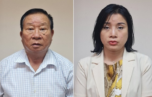 Bà Hoàng Thị Ngọc Hưởng, nguyên phó giám đốc Bệnh viện Tim Hà Nội