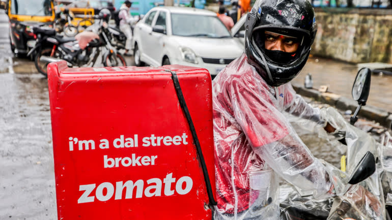 Zomato nhằm mục đích sử dụng số tiền thu được từ việc niêm yết để đạt được lợi thế so với các đối thủ của mình. © Reuters