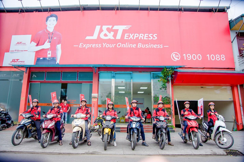 Kỳ lân J&T Express