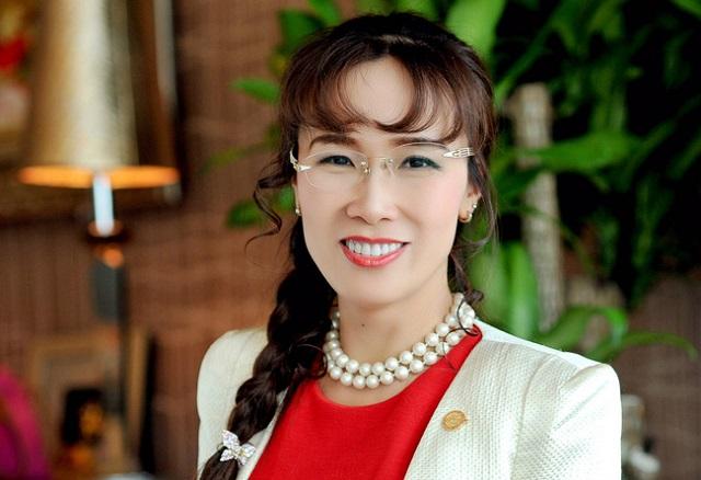 CEO Vietjet Nguyễn Thị Phương Thảo. Ảnh: Forbes.