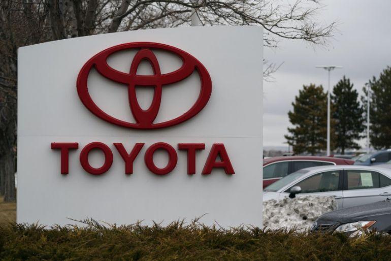 Toyota giữ vị trí nhà sản xuất ô tô bán chạy nhất thế giới sáu tháng đầu năm