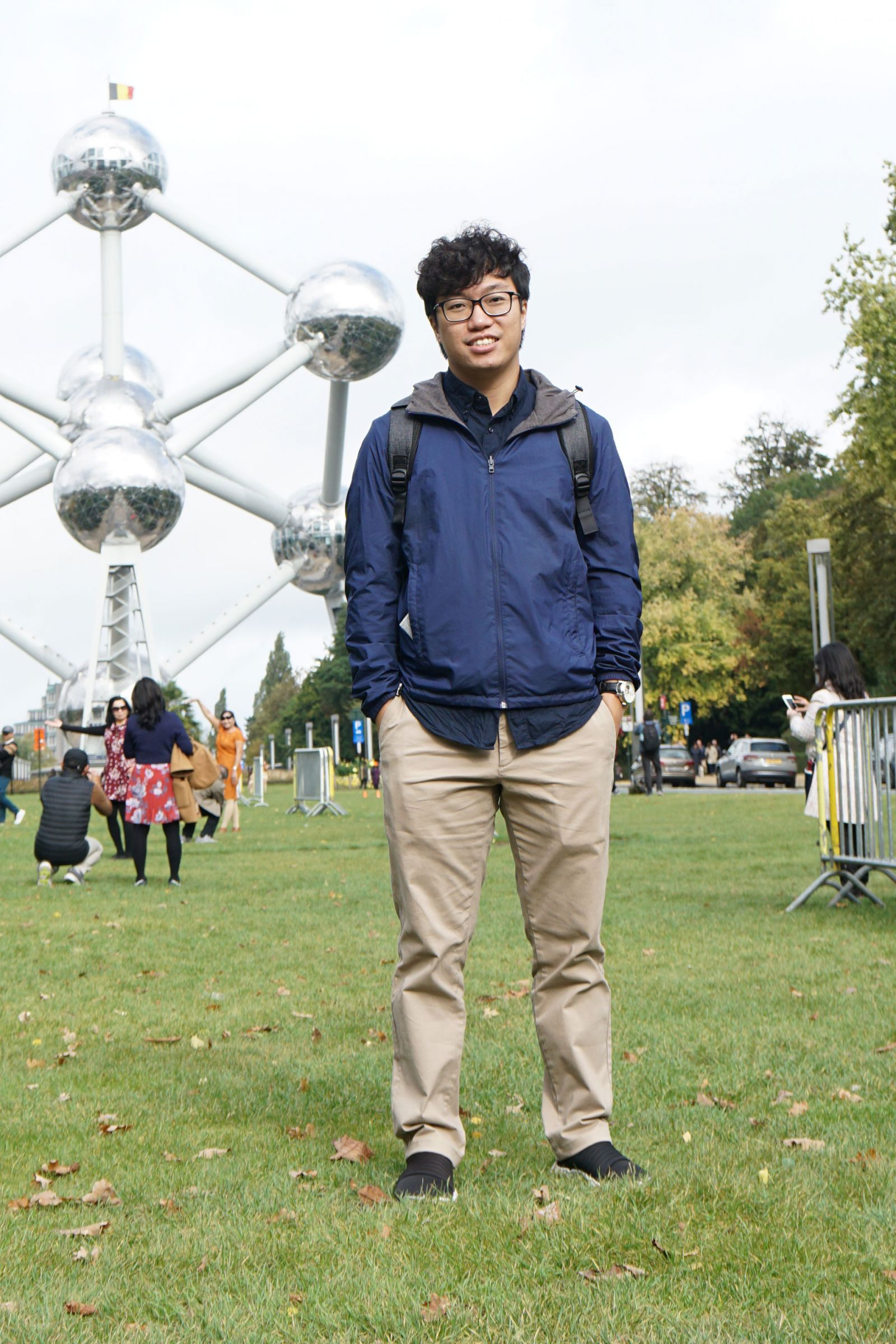 Nguyễn Thành Trung, CEO Axie Infinity. Nguồn: Internet