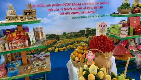 Cơ hội phân phối qua thương mại điện tử cho sản phẩm nông sản và các sản phẩm OCOP tại Đồng Tháp, Sóc Trăng