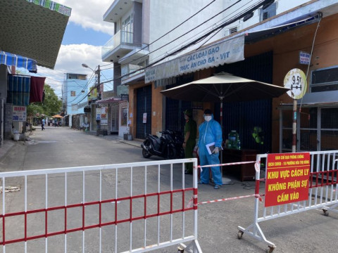 Đà Nẵng: thực hiện giãn cách xã hội toàn thành phố từ 18h ngày 31/7