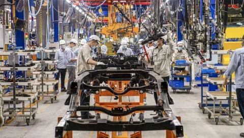 Những ưu đãi dành cho ô tô sản xuất, lắp ráp trong nước