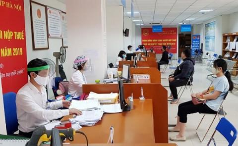 Hà Nội: Không xử phạt hành chính người chậm nộp thuế trong thời gian cách ly