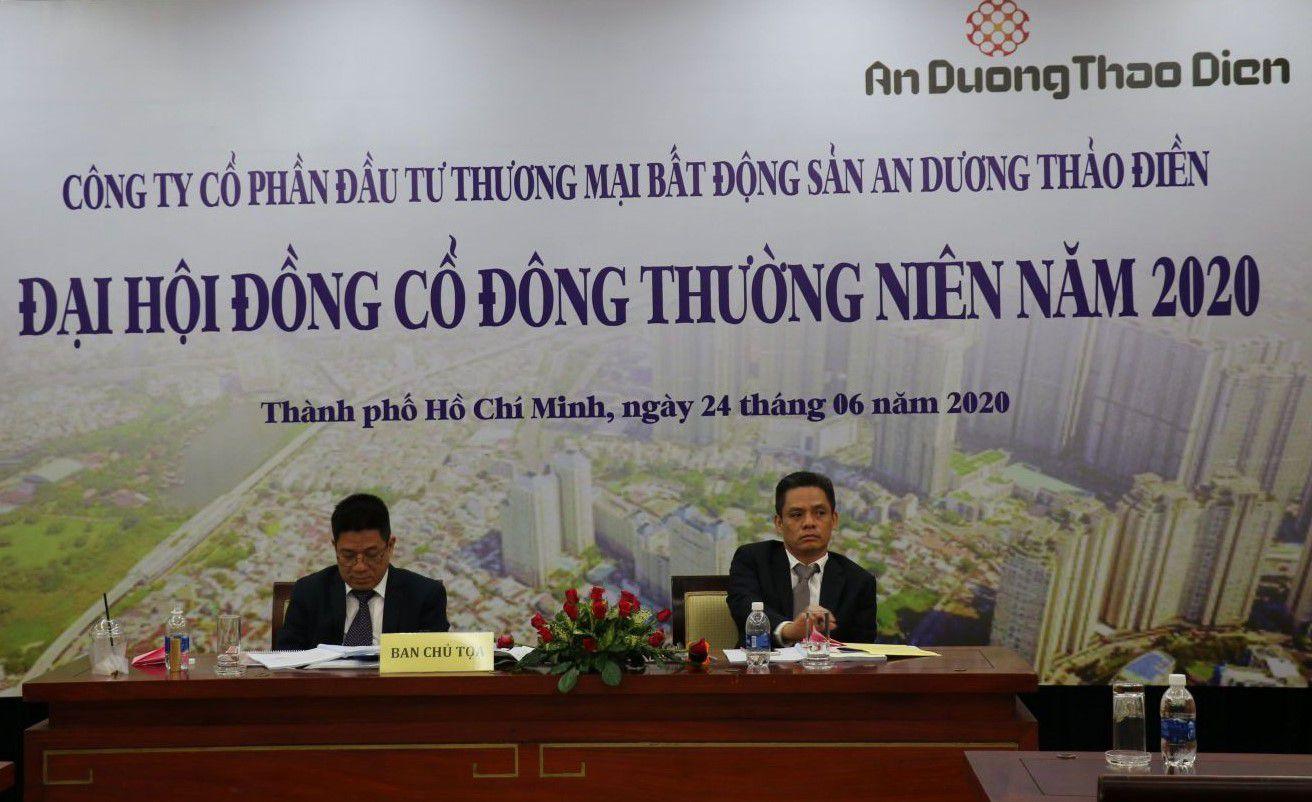 Lợi nhuận gộp của Bất động sản An Dương Thảo Điền giảm 99% so với cùng kỳ