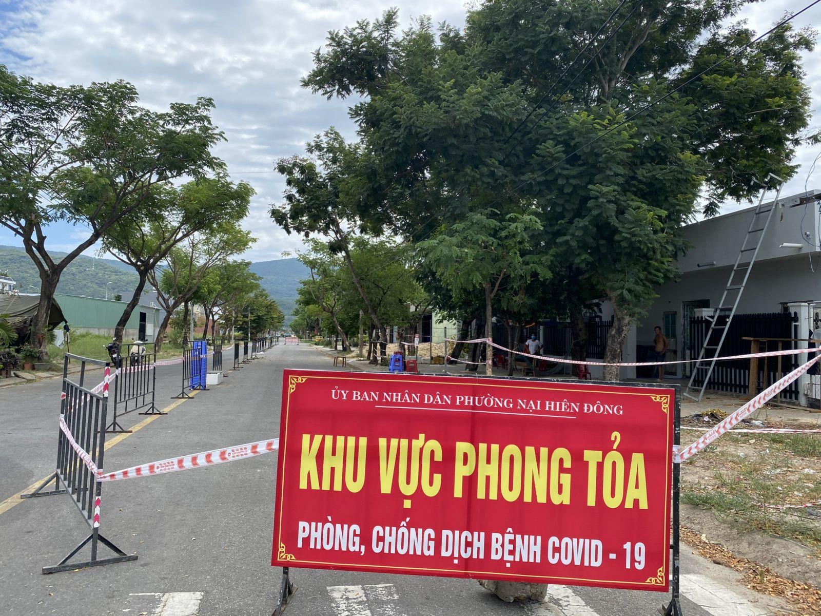 Bắt đầu từ 18h ngày 31/7 Đà Nẵng áp dụng các biện pháp phòng chống dịch Covid-19 theo Chỉ thị 16 của Thủ tướng Chính phủ.