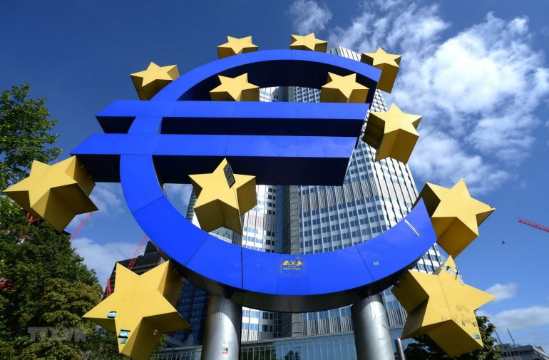 Nền kinh tế châu Âu đạt mức tăng trưởng mạnh hơn dự kiến trong quý 2