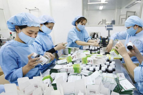 """Ấn Độ sắp xây Khu công nghiệp """"Công viên dược phẩm"""" 500 triệu USD tại Việt Nam"""