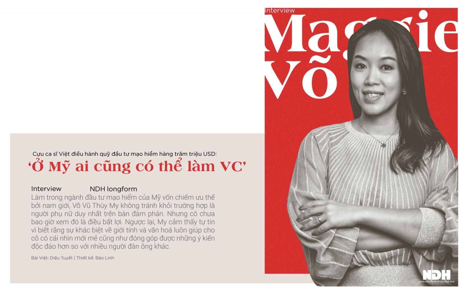 """Cựu ca sĩ Việt điều hành quỹ đầu tư mạo hiểm hàng trăm triệu USD: """"Ở Mỹ ai cũng có thể làm VC"""""""