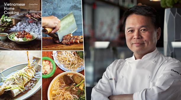 Charles Phan- Vua đầu bếp San Francisco và những câu chuyện thú vị