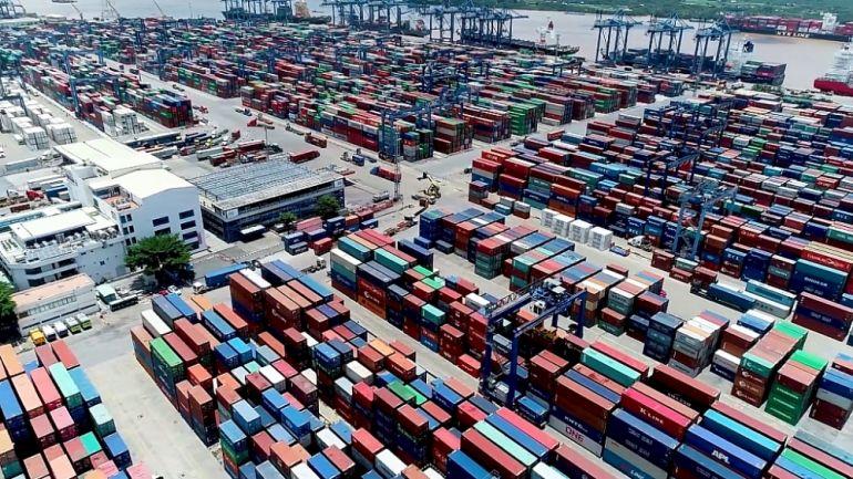 Nhiều giải pháp cấp bách giải tỏa hàng tồn tại cảng Cát Lái