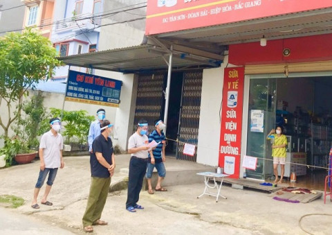 """Phú Thọ thông báo cho công dân của tỉnh lưu trú tại các địa phương đang thực hiện giãn cách xã hội theo Chỉ thị 16 tiếp tục ở lại theo tinh thần """"ai ở đâu ở đấy"""""""