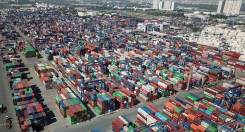 Tạm ngưng tiếp nhận một số hàng hóa tại Tân Cảng - Cát Lái