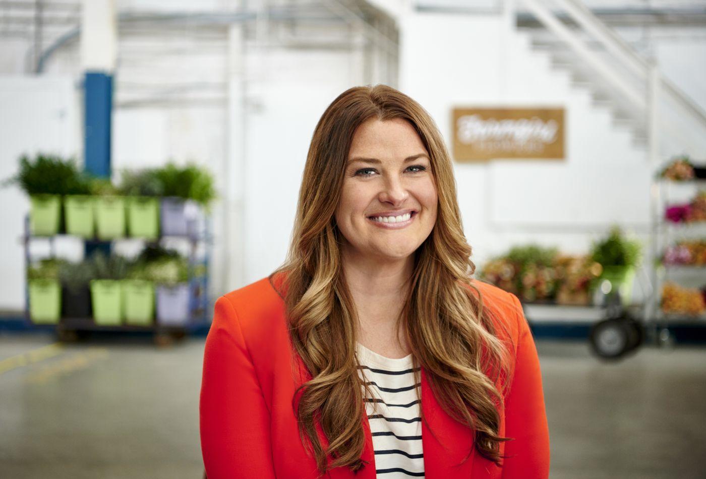 Farmgirl Flowers CEO, Christina Stembel - Giám đốc điều hành Farmgirl Flower. Nguồn: Internet