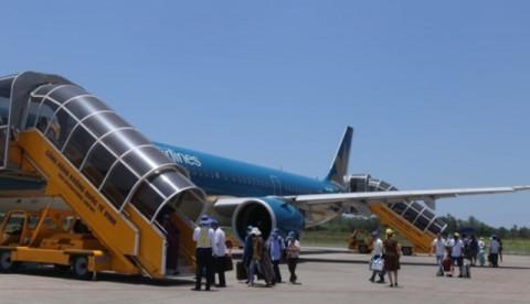 Nghệ An: Tổ chức chuyến bay đầu tiên đưa 231 công dân từ TP. HCM trở về quê