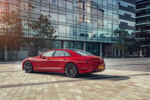 Bentley đạt doanh số kỷ lục trong nửa đầu năm 2021