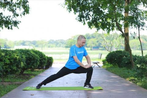 Tập thể dục online miễn phí ngày giãn cách