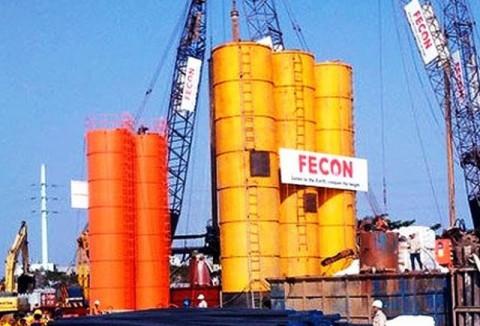 Lãi ròng 6 tháng đầu năm của FECON tăng 72% so với cùng kỳ