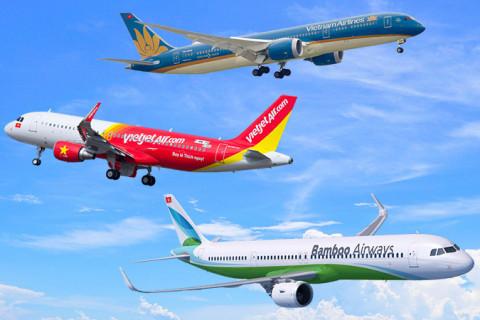 Đề giải cứu hàng không cần giải quyết hai điều kiện