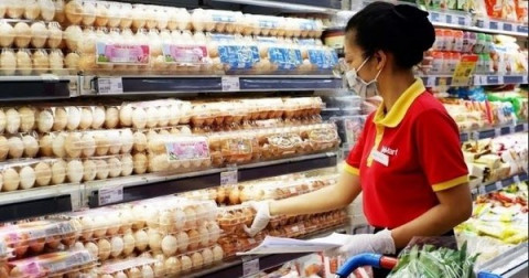 Thông tin về chùm ca bệnh mới phát hiện tại Công ty thực phẩm Thanh Nga