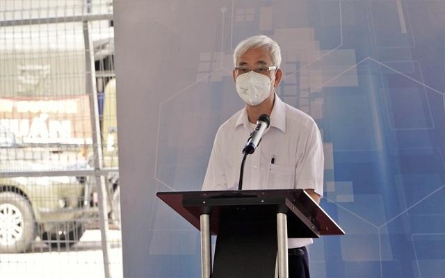 ông Phạm Ngọc Thuận – Tổng Giám đốc Tổng Công ty Becamex