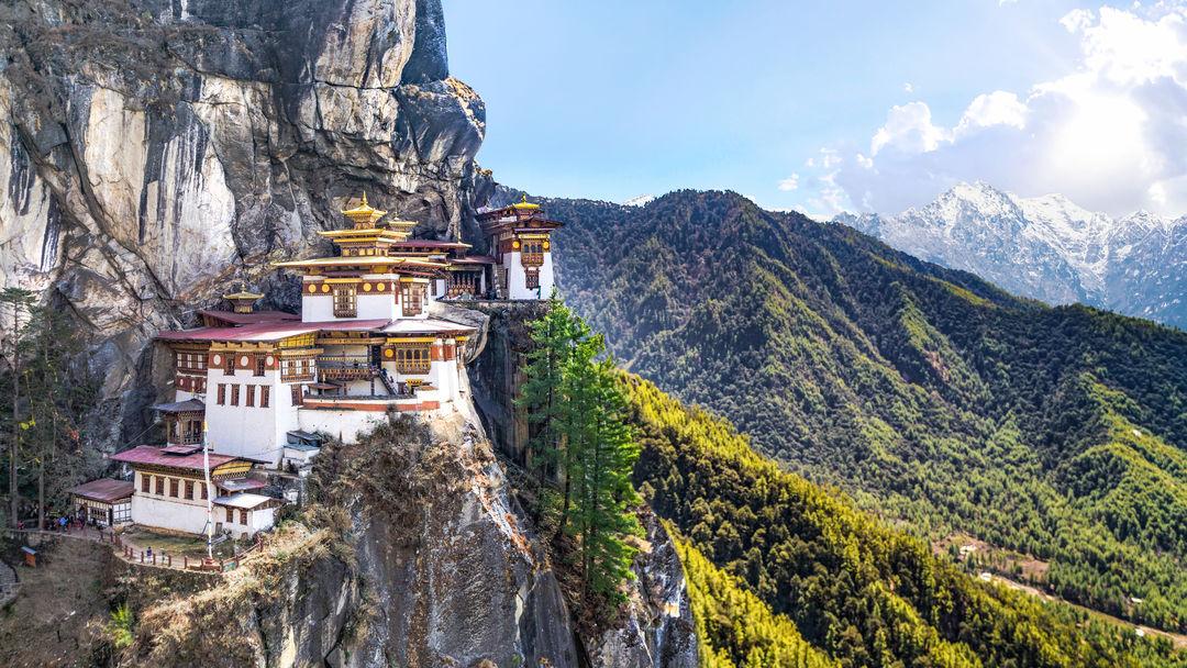 Bhutan không còn lạ lẫm với khách du lịch Châu Âu