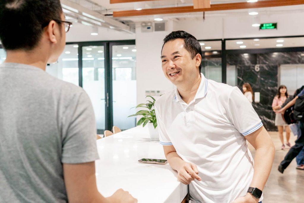 CEO RealStake James Vương. Nguồn: Internet
