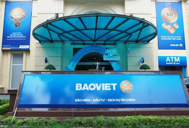 Tập đoàn Bảo Việt thoát lỗ gộp kinh doanh bảo hiểm trong quý II