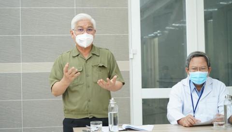 Huyện Bắc Tân Uyên, Bình Dương triển khai công tác phòng, chống dịch covid-19