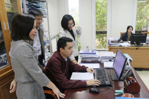 Phú Thọ: Hoàn thành chính xác, hiệu quả tổng điều tra kinh tế và cơ sở hành chính năm 2021