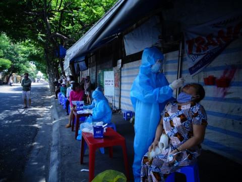 TP. Nha Trang: ghi nhận số ca F0 tăng đột biến, trong đó hơn 1/3 ca tại cộng đồng