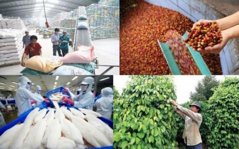 Hội nghị kết nối tiêu thụ, xúc tiến xuất khẩu nông sản, thủy sản khu vực Nam Bộ và Tây Nguyên 2021