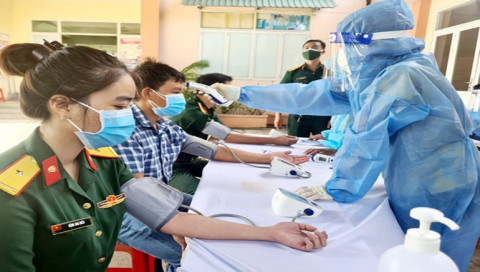 Bình Dương: Đẩy nhanh tiến độ triển khai chiến dịch tiêm chủng vắc xin phòng COVID-19