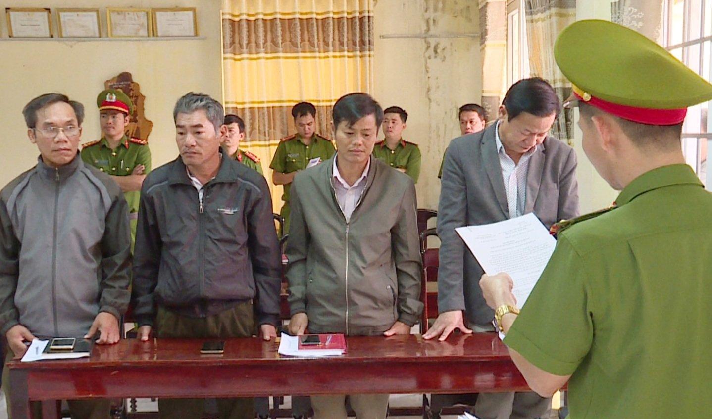 Giám đốc và các lãnh đạo công ty Lâm nghiệp Ea Kar chuẩn bị hầu tòa vì để mất rừng