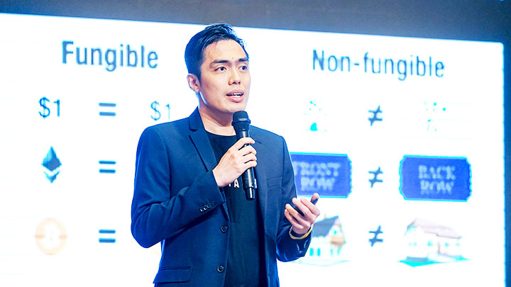 Huy Nguyễn - Co-Founder & CTO KardiaChain. Nguồn: Internet