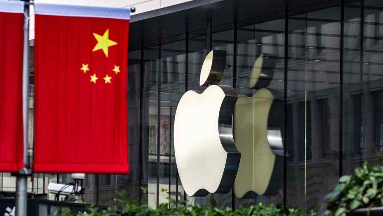 Các nhà cung cấp Trung Quốc đang có chỗ đứng trong chuỗi cung ứng của Apple
